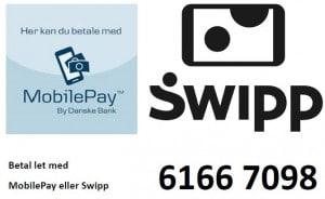 MobilePay og Swipp