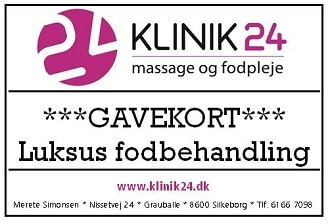 Gavekort - online - print selv